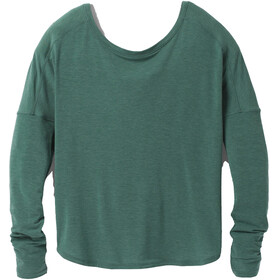 Prana Rogue LS Top Women, peacock